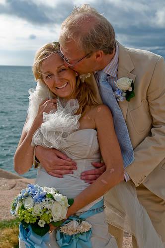 Bröllop i Lysekil