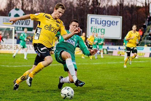 Ljungskile SK - IF Elfsborg