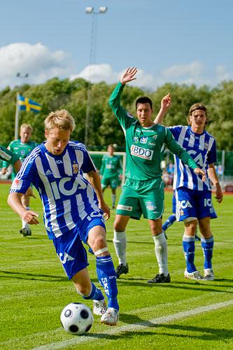 IFK Göteborg - LSK